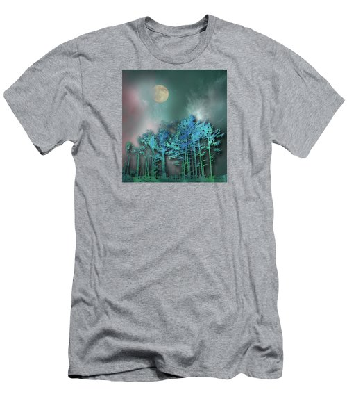 Men's T-Shirt (Athletic Fit) featuring the photograph 4480 by Peter Holme III
