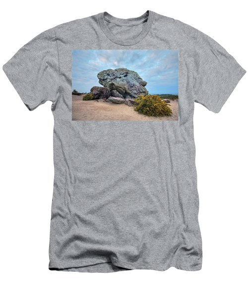 Agglestone Rock - England Men's T-Shirt (Athletic Fit)
