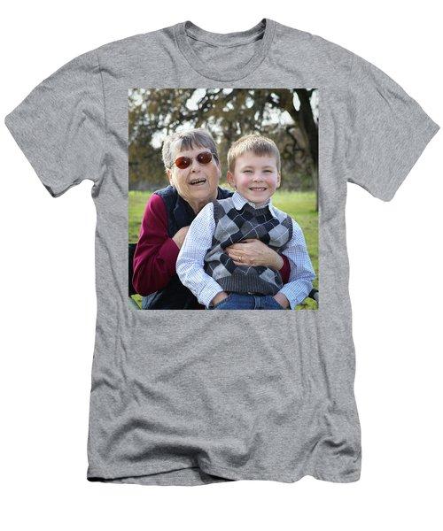 5 Men's T-Shirt (Slim Fit) by Diane Bohna