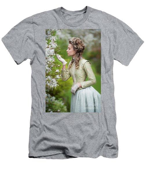 Georgian Woman Men's T-Shirt (Athletic Fit)