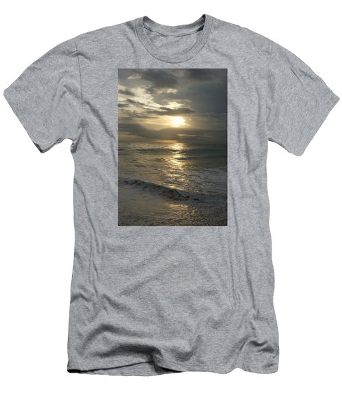 Long Beach Kogalla Men's T-Shirt (Slim Fit) by Christian Zesewitz