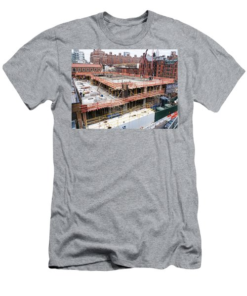 500 W21st Street 2 Men's T-Shirt (Athletic Fit)