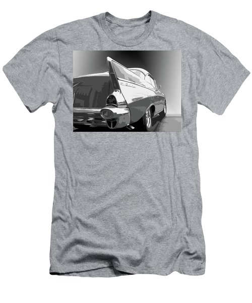 57 Chevy Men's T-Shirt (Athletic Fit)