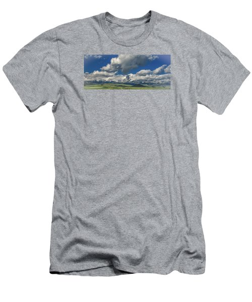 #5773 - Southwest Montana Men's T-Shirt (Athletic Fit)