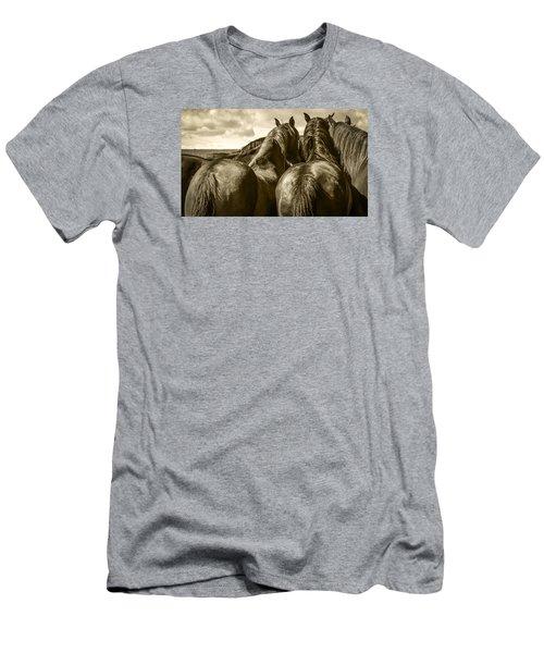 #5815 - Mortana Morgan Mares Men's T-Shirt (Athletic Fit)