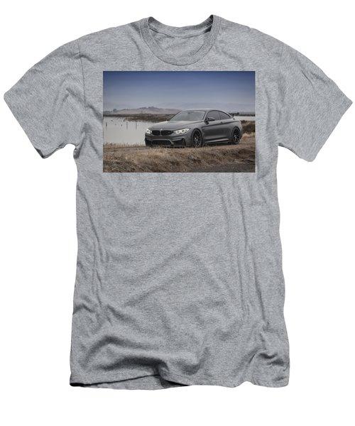 Bmw M4 Men's T-Shirt (Athletic Fit)