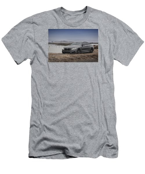 Bmw M4 Men's T-Shirt (Athletic Fit)