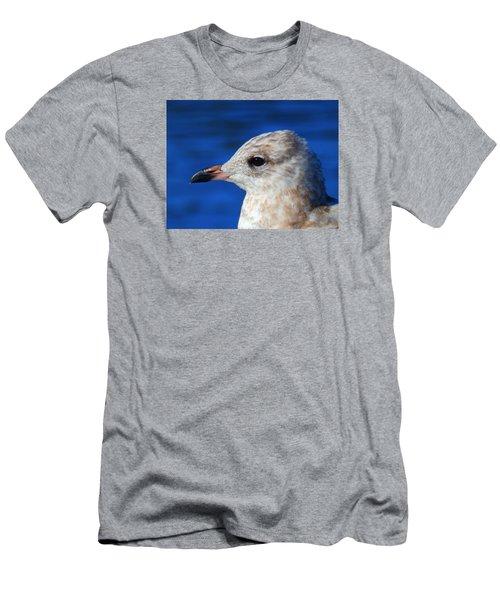 Gaze Men's T-Shirt (Slim Fit) by Zinvolle Art