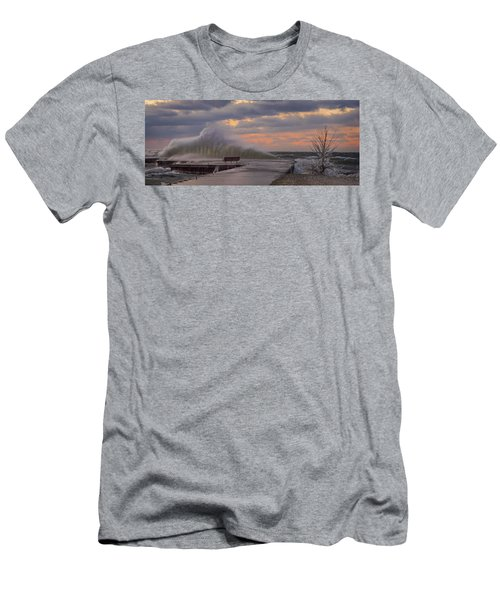 60 Mph Men's T-Shirt (Athletic Fit)