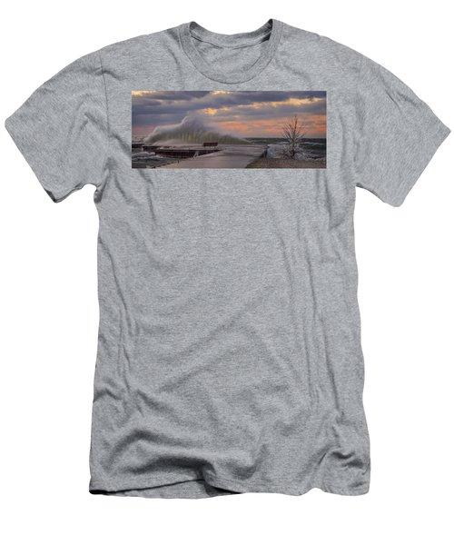60 Mph Men's T-Shirt (Athletic Fit)