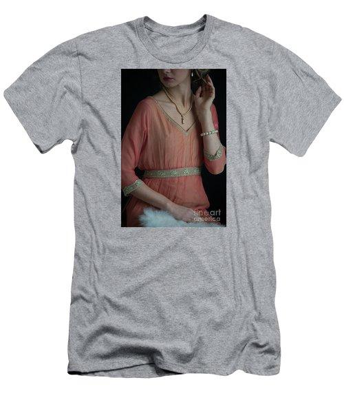 Edwardian Woman  Men's T-Shirt (Athletic Fit)