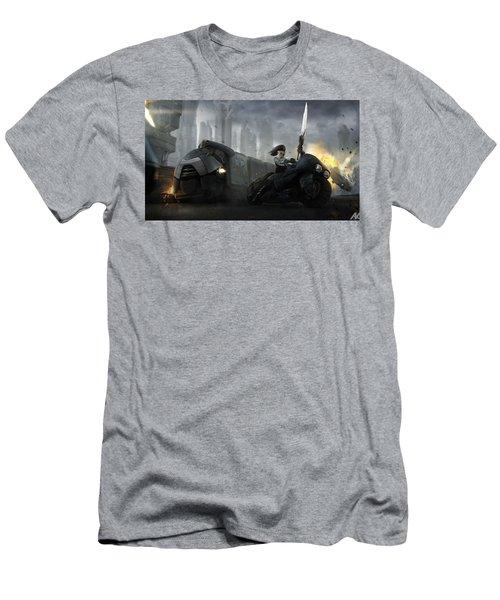 Vehicle Men's T-Shirt (Athletic Fit)