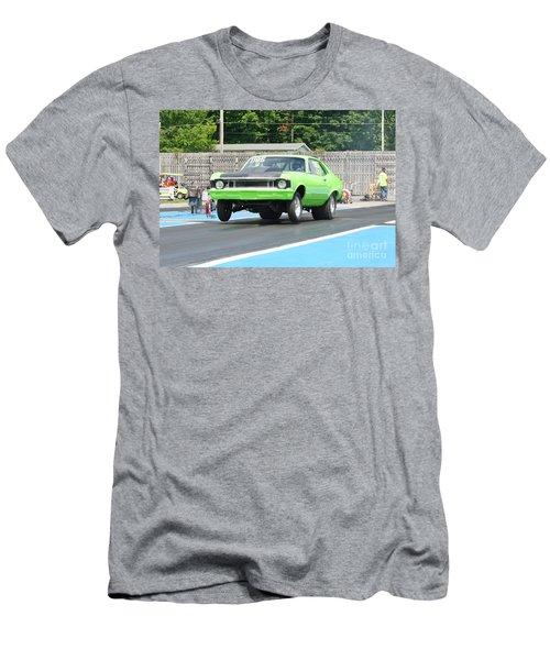 8843 06-15-2015 Esta Safety Park Men's T-Shirt (Athletic Fit)