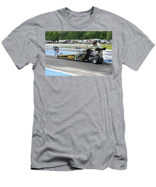 8919 06-15-2015 Esta Safety Park Men's T-Shirt (Athletic Fit)