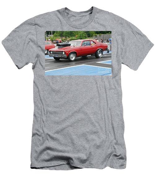 8924 06-15-2015 Esta Safety Park Men's T-Shirt (Athletic Fit)