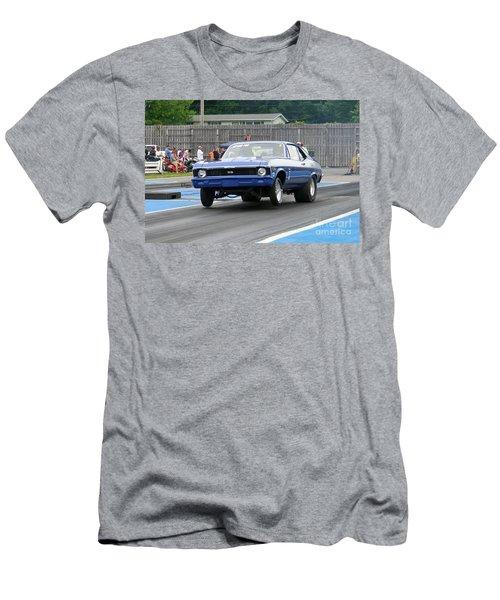 9128 06-15-2015 Esta Safety Park Men's T-Shirt (Athletic Fit)