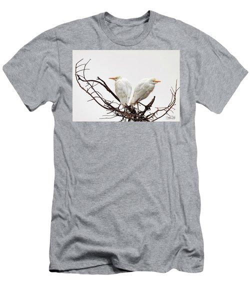 A Basket Of Anger Men's T-Shirt (Athletic Fit)