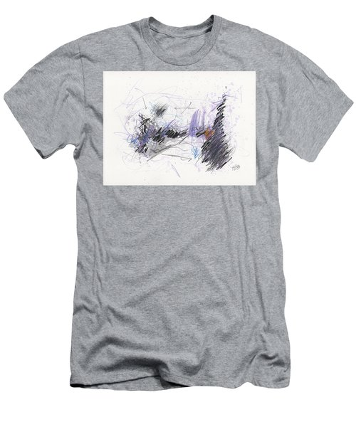 A Beast Of A Night Men's T-Shirt (Athletic Fit)