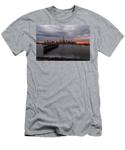 A Blaze Of Glory Men's T-Shirt (Athletic Fit)
