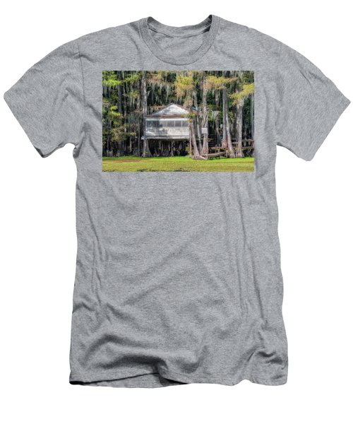 A Boggy Tea Room Men's T-Shirt (Athletic Fit)