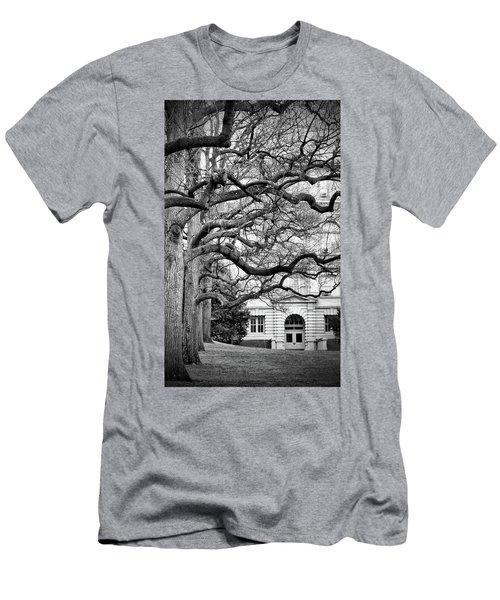 A Branch Salute Men's T-Shirt (Athletic Fit)