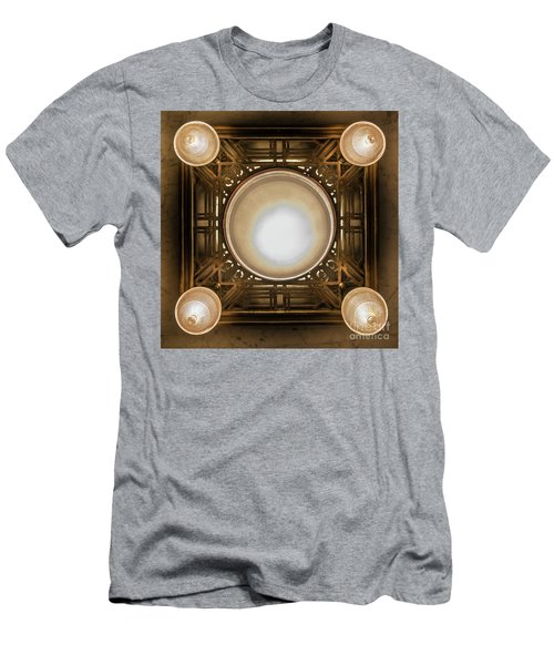 A Chandelier In The Rookery Men's T-Shirt (Athletic Fit)