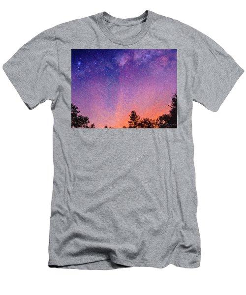 A Change Of Address Men's T-Shirt (Athletic Fit)