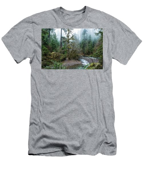 A Creek Runs Through It Men's T-Shirt (Athletic Fit)