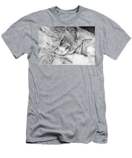 A Doleful Child Men's T-Shirt (Athletic Fit)