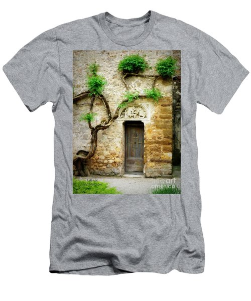 A Door In The Cloister Men's T-Shirt (Athletic Fit)