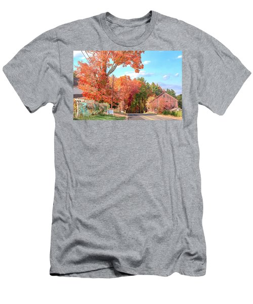 A Drive In The Country Men's T-Shirt (Athletic Fit)