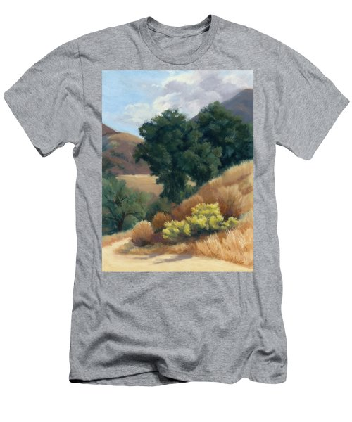 A Fall Day At Whitney Canyon Men's T-Shirt (Athletic Fit)
