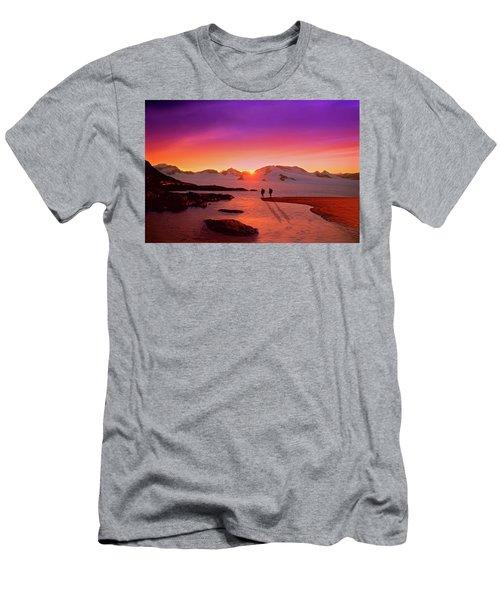 A Far-off Place Men's T-Shirt (Athletic Fit)
