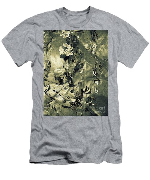 A Flower Dream Men's T-Shirt (Athletic Fit)