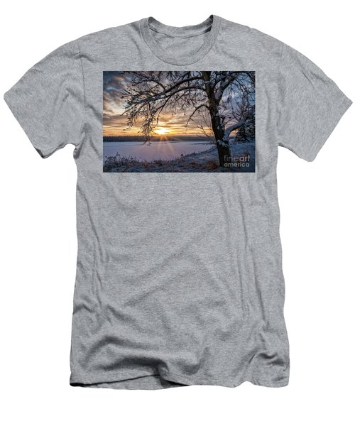 A Glenmore Sunset Men's T-Shirt (Athletic Fit)