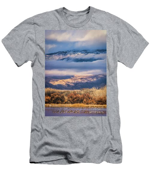 A Grand Mesa Day Men's T-Shirt (Athletic Fit)