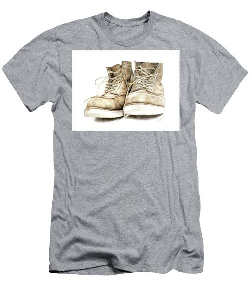 A Hard Day's Work Men's T-Shirt (Athletic Fit)