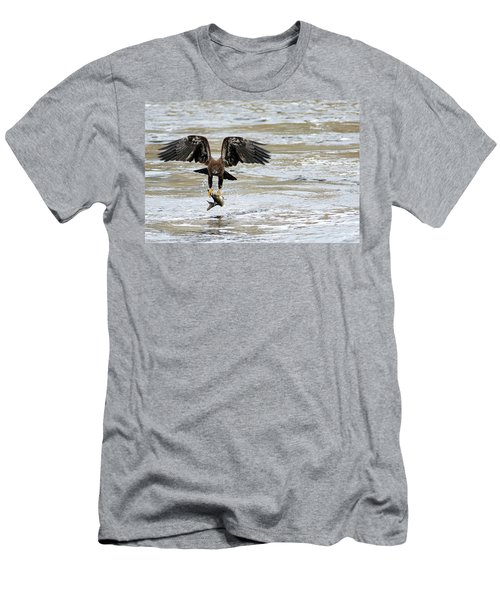 A Heavy Meal Men's T-Shirt (Slim Fit) by Brook Burling
