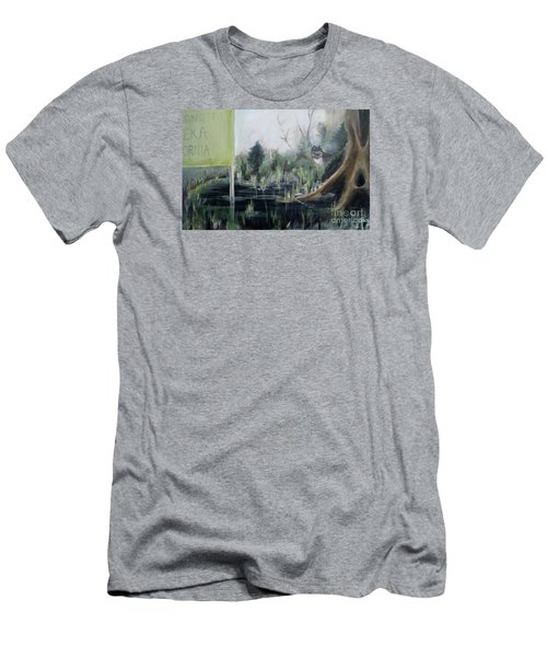 A Humboldt Holiday Men's T-Shirt (Athletic Fit)