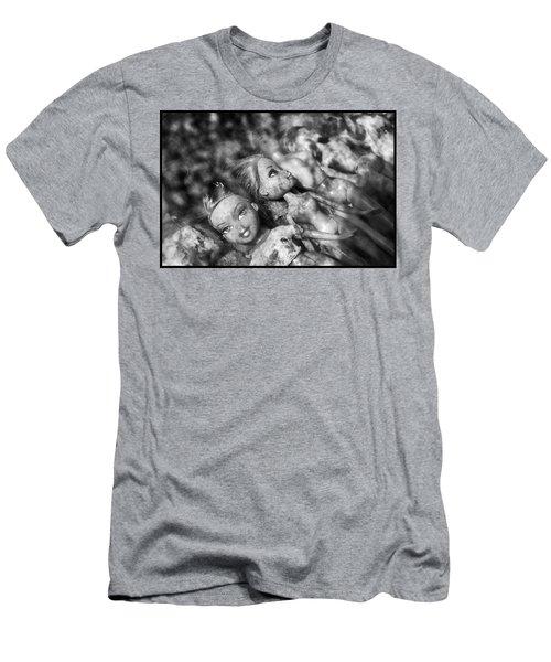 A Line Of Dolls Men's T-Shirt (Athletic Fit)