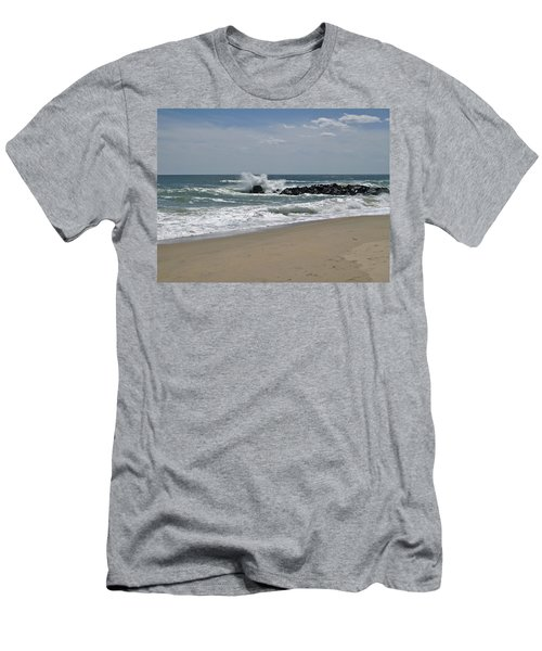 A Little April Drama Men's T-Shirt (Slim Fit)