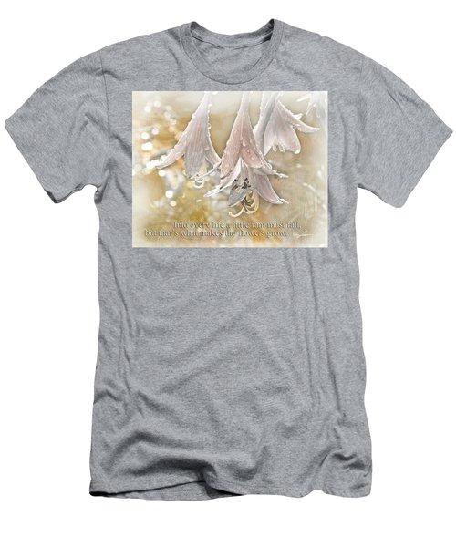 A Little Rain Men's T-Shirt (Athletic Fit)