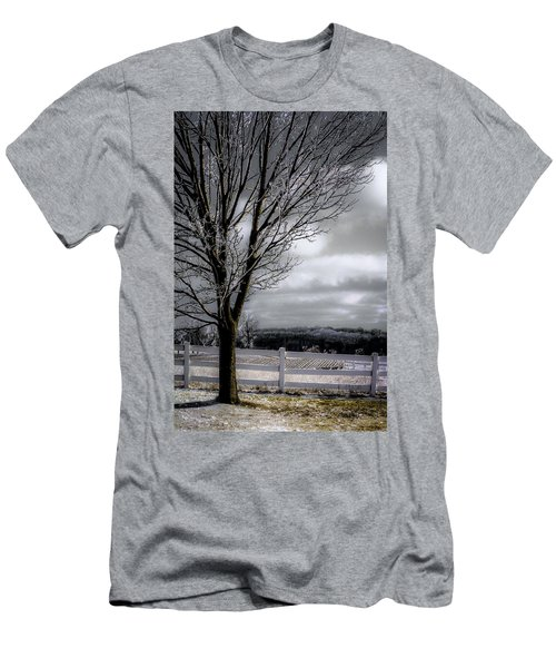 A Little Sun On A Cloudy Day Men's T-Shirt (Athletic Fit)