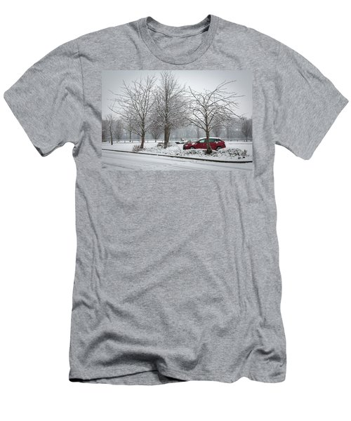 A Lonely Commute Men's T-Shirt (Athletic Fit)