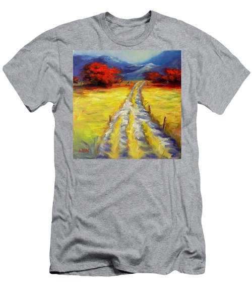 A Long Journey Men's T-Shirt (Athletic Fit)