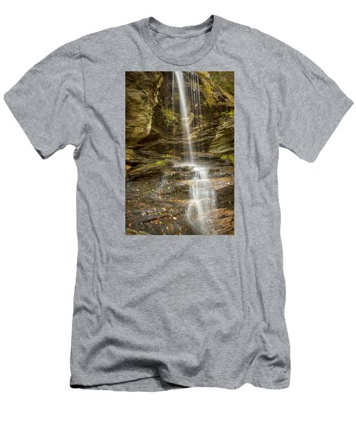 A Look At Window Falls Men's T-Shirt (Athletic Fit)