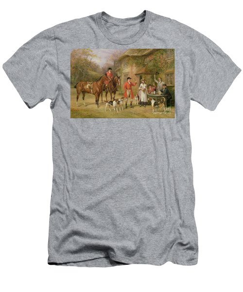 A Meeting At The Three Pigeons Men's T-Shirt (Athletic Fit)