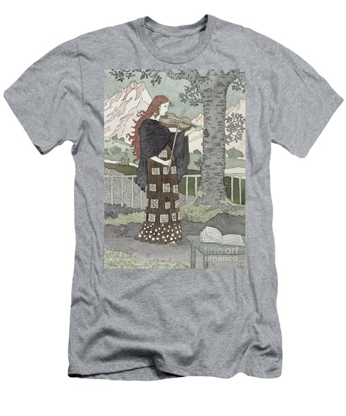 A Musician Men's T-Shirt (Athletic Fit)