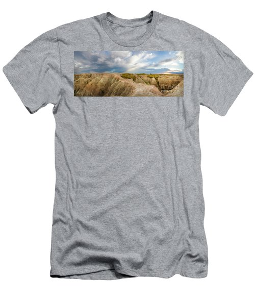 A New Day Panorama Men's T-Shirt (Athletic Fit)