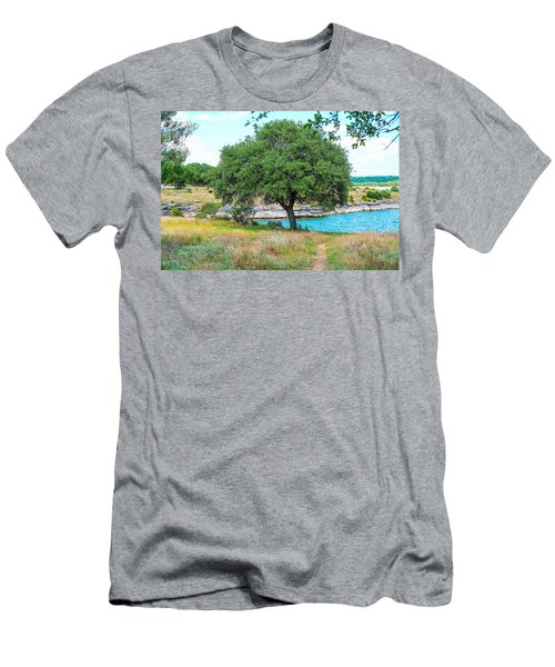 A Path To Men's T-Shirt (Athletic Fit)